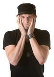 Unhappy Man Stock Image