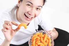 Unhealthy Food Royalty Free Stock Photo