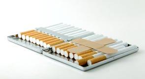 Unhealthy Habit Stock Image