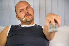 Unhealthy lifestyle Stock Photos