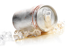 Unhealthy soft drink Royalty Free Stock Images