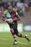 2011 união do rugby de Aviva Premiership, arlequins v Gloucester, Sept Fotografia de Stock