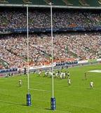 União do rugby em Twickenham Fotos de Stock Royalty Free