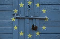 União Europeia Fotografia de Stock Royalty Free