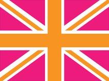 União Jack alternativa ilustração royalty free