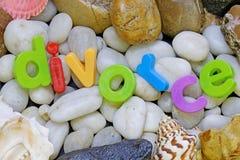 União nas rochas Fotos de Stock