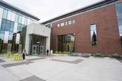 Unión conmemorativa de Erb en la universidad de Oregon Fotografía de archivo libre de regalías