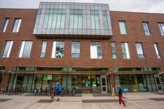 Unión conmemorativa de Erb en la universidad de Oregon Fotografía de archivo