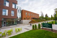 Unión conmemorativa de Erb en la universidad de Oregon Foto de archivo libre de regalías