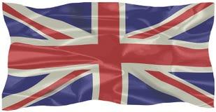 Unión de seda Jack Flag ilustración del vector