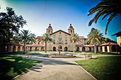 Unión de Stanford Imagenes de archivo
