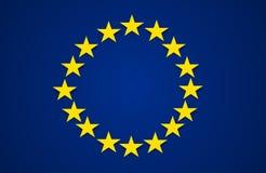 Unión europea stock de ilustración