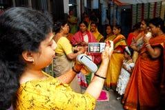 Unión india Fotografía de archivo libre de regalías