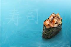Uni el sushi Fotografía de archivo
