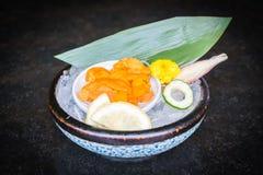 Uni sashimi Fotografering för Bildbyråer