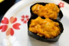 Uni ( sea urchin) Royalty Free Stock Image