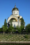 Uniat church in Astana Stock Images