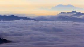 Unico struttura dell'Himalaya che spara 4K archivi video