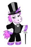 Unicorn先生 免版税库存照片
