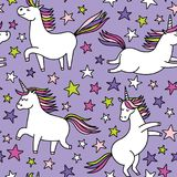 unicorn Imagem de Stock Royalty Free