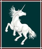 unicorn Royaltyfri Fotografi