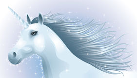 Unicorn. Royalty Free Stock Images