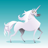 Unicorn. Royalty Free Stock Photography