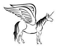 Unicorn Royalty Free Stock Images