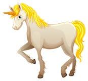 unicorn Foto de Stock Royalty Free