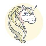 unicorn Imagens de Stock