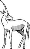 unicorn Fotografia Stock Libera da Diritti
