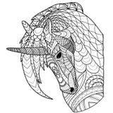 unicorn Royaltyfria Foton