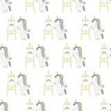 2018 04 25_unicorn artist_2P royalty ilustracja