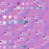 Unicorn backdrop background color gradient mesh vector universe. Vector illustration design rays light glow color violet blue space bright shiny glowing color Stock Photo