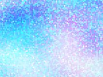 Unicorn background with rainbow mesh. Fantasy gradient backdrop. With hologram. Vector illustration for poster, brochure, invitation, cover book, catalog Royalty Free Stock Images