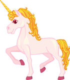 Unicorn cartoon Stock Photos