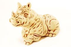Unicorn figurine Royalty Free Stock Photo
