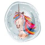 unicorn Illustration de vecteur illustration stock