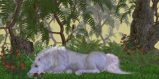 Unicorn Knoll Royaltyfri Fotografi