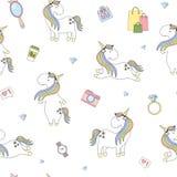 2018.03.25_1 unicorn vector illustration