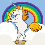 Unicorn Stock Image