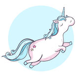 Unicorn. Royalty Free Stock Images
