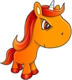 Unicorn Vetora resistente Imagens de Stock Royalty Free