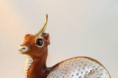 Unicornio chino Imagen de archivo libre de regalías