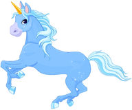 Unicornio de hadas libre illustration