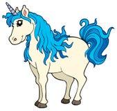 Unicornio lindo Fotografía de archivo