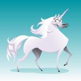 Unicorno. Fotografia Stock Libera da Diritti