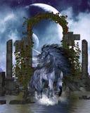 Unicorno 3 Immagini Stock