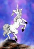 Unicorno (2011) Immagine Stock
