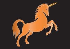 Unicorno Fotografia Stock